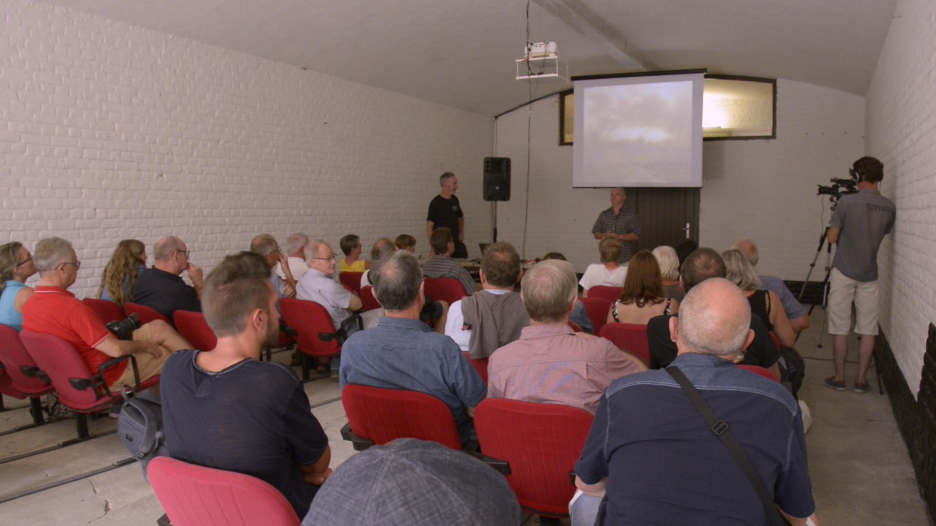 Conférences – Chasseurs d'éclairs – Exposé de Belgorage sur les méthodes de traques utilisées au sein de la Tornado Alley