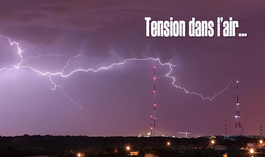 Courts métrages artistiques – Tension dans l'air