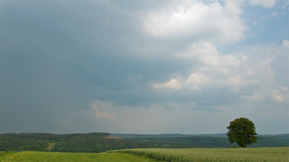 Genèses d'orages – Orage monocellulaire à pulsation du 04 juin 2011